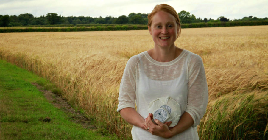 Churning out the awards: How an Altrincham mum became a prize-winning cheesemaker