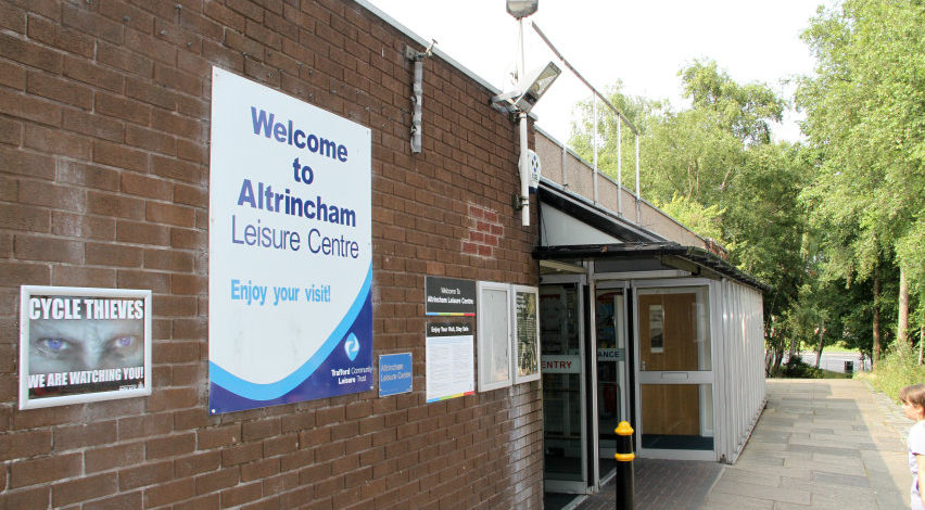 New leisure centre won't be smaller, insists Altair developer