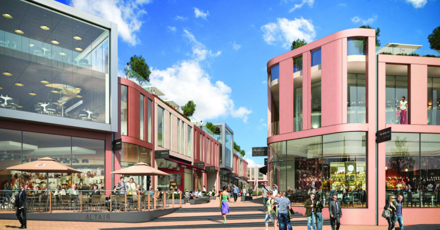 Exclusive: Brand new view of the £70m Altair scheme that will transform Altrincham
