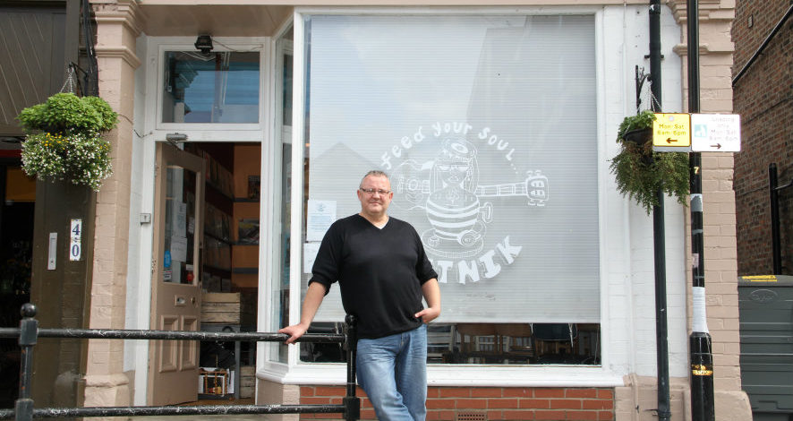 Rescue bid could see Beatnik Shop reopened or rebranded