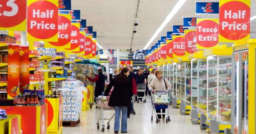 Finance on Friday: To avoid a share scare like Tesco, a little diversification helps