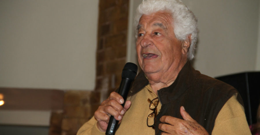 In Pictures: Legendary chef Antonio Carluccio opens new Carluccio's restaurant in Hale