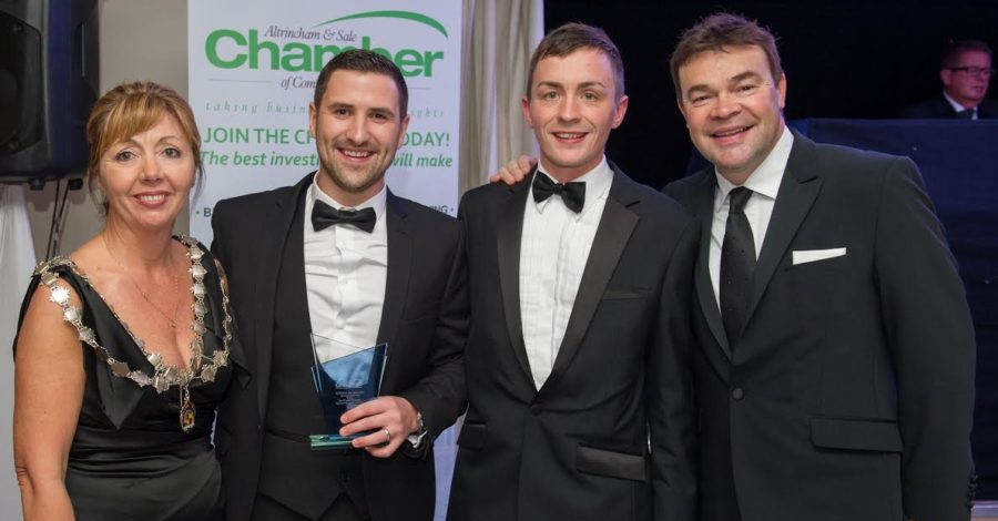 The Window Company takes top prize at Altrincham & Sale Chamber awards