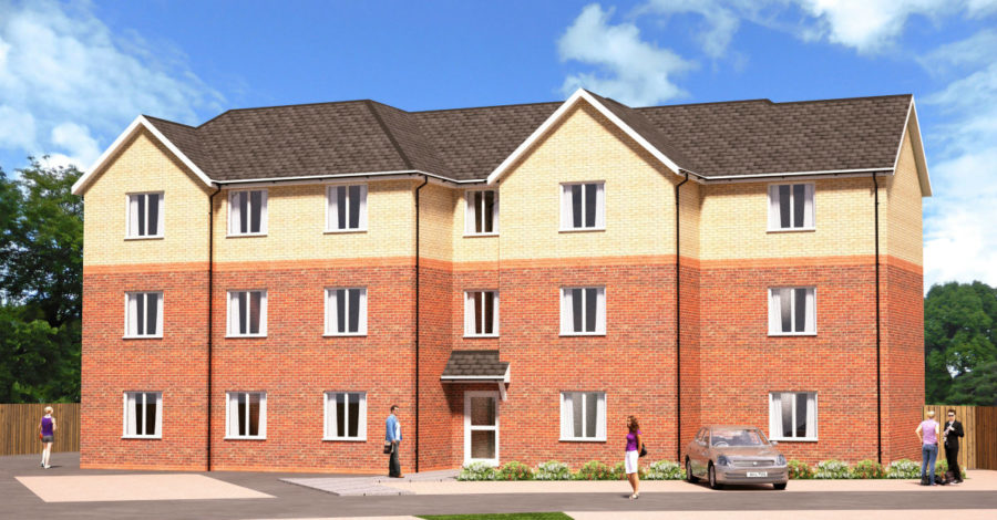 Construction begins on £1.5m development for vulnerable adults in Timperley
