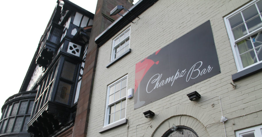 Former bouncer champing at the bit for first bar venture