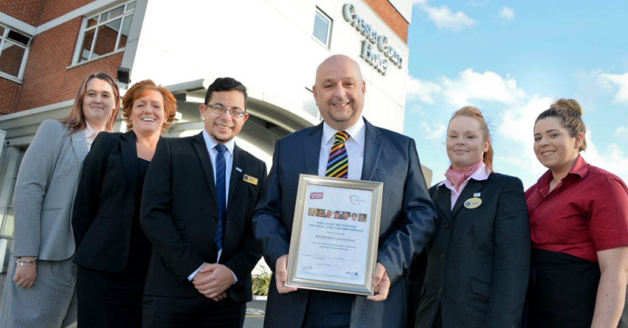 Cresta Court becomes first Greater Manchester hotel to receive WorldHost recognition