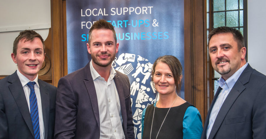 Local start-ups invited to first Start-Up Business Services event