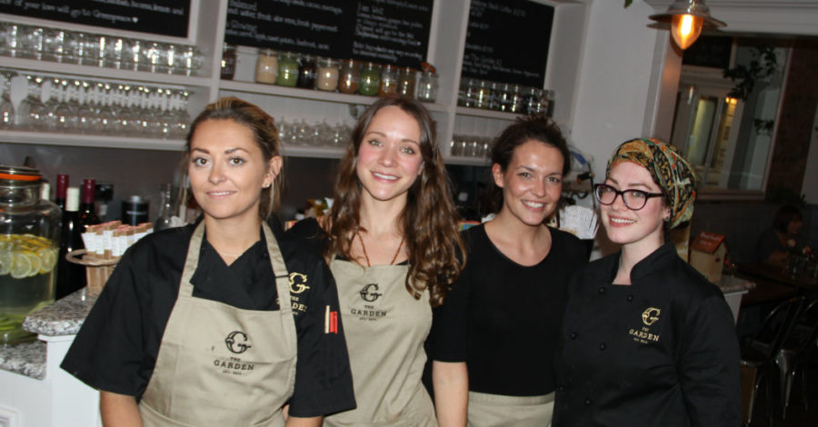 First look: Organic café The Garden opens its doors on Ashley Road in Hale