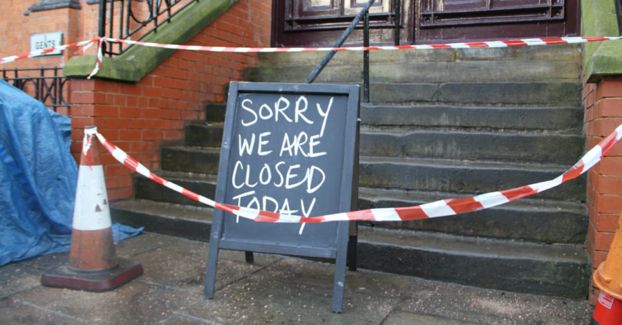 """Altrincham's Market House to be closed """"for two weeks"""" after ice machine fire"""