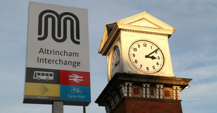 Confirmed: Altrincham Interchange to open on Sunday