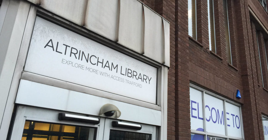 Altrincham's libraries set for major shake-up under council proposals