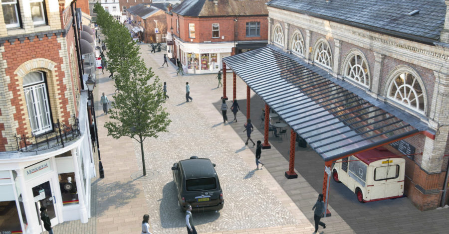 Three chances for public to have their say on £6m public realm project