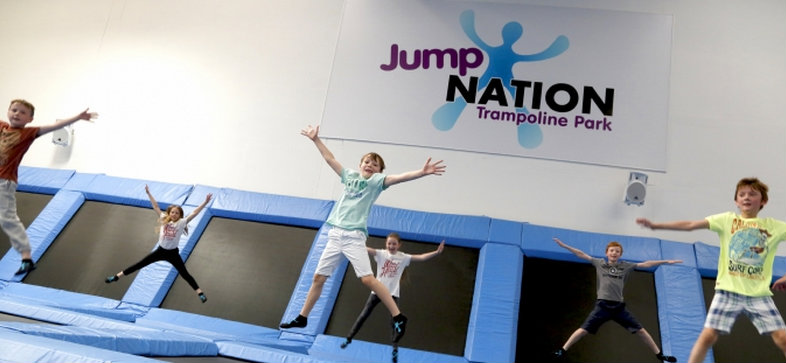 Family Five: Waterside Arts Centre, Pix Pizza, Jump Nation and more