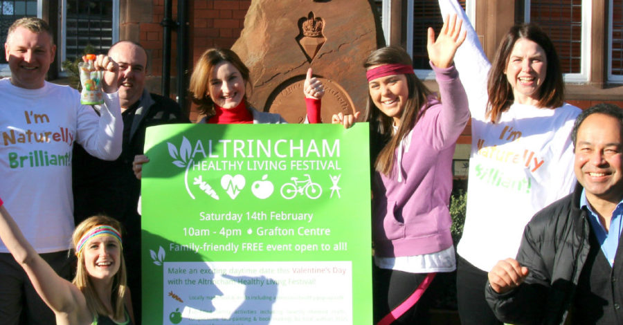 Full line-up of events and participants revealed for the Altrincham Healthy Living Festival