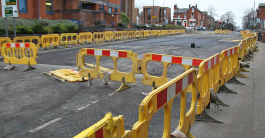 Barrington Road traffic chaos set to continue until Monday