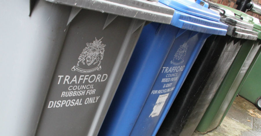 Council increases grey and blue bin allowance for Christmas rubbish