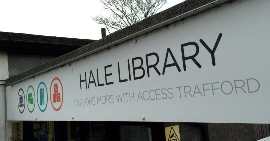 Late book fines abolished at libraries in Altrincham, Hale and Timperley
