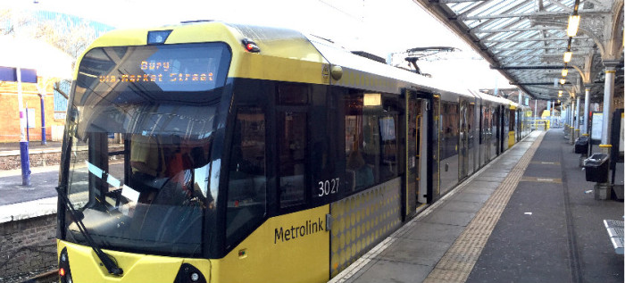 Free wifi rolled out on all Metrolink trams