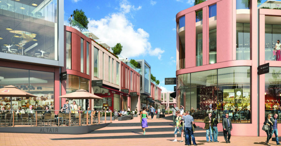 """Plans submitted for next phase of £70m Altair – but fears over """"catastrophic"""" loss of hundreds of parking spaces"""