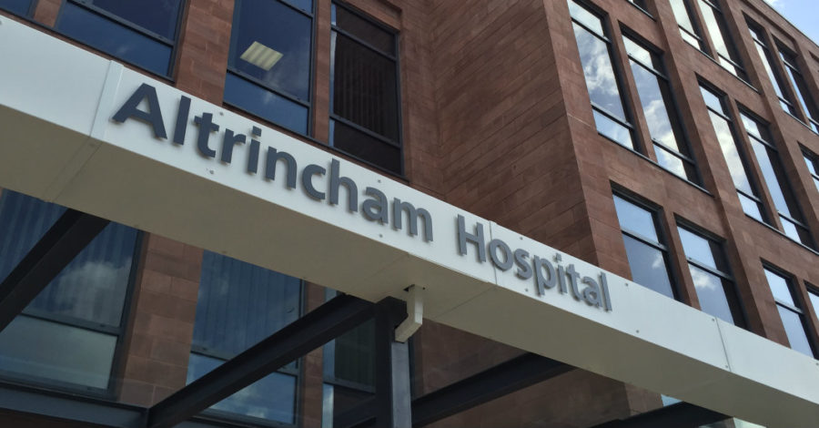 It's official – Altrincham's new £17m Hospital is ready