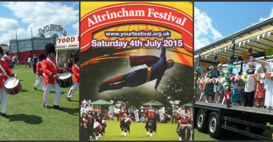 Everything you need to know about the Altrincham Festival 2015