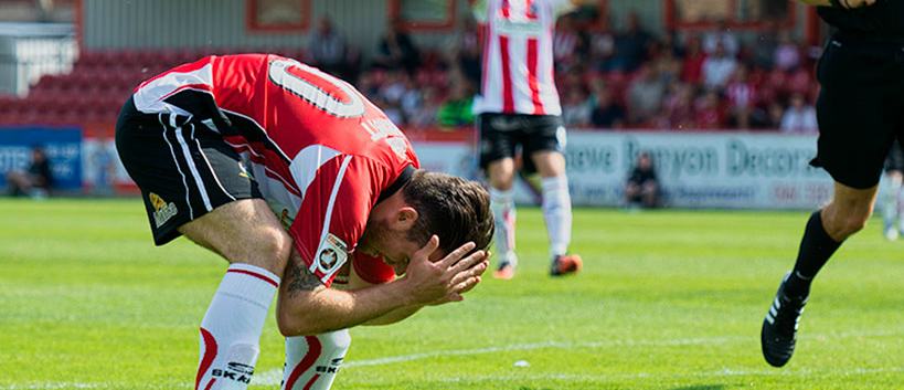 Sinnott Speaks: Two games and two narrow defeats, but there's no need to panic
