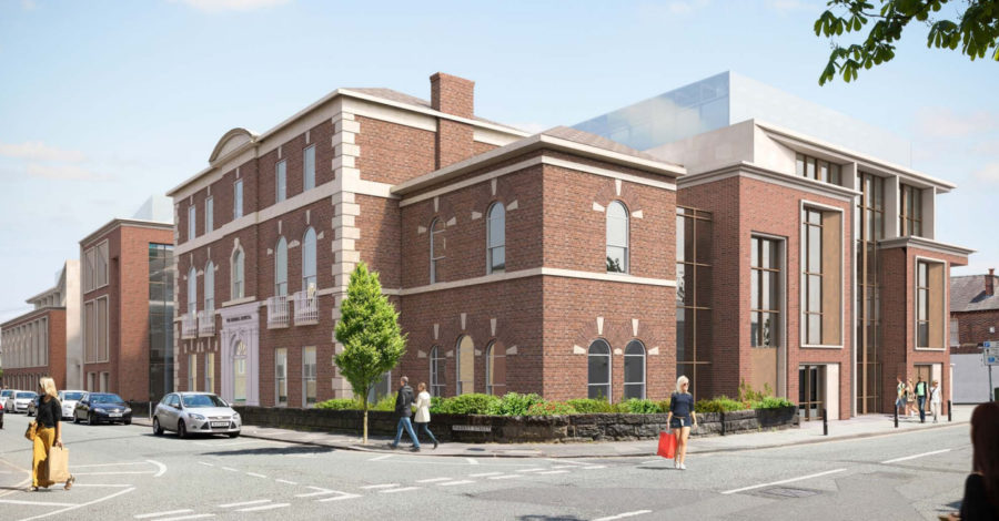 More details on the proposed Altrincham Health and Wellbeing Centre – which could offer seven-day GP access