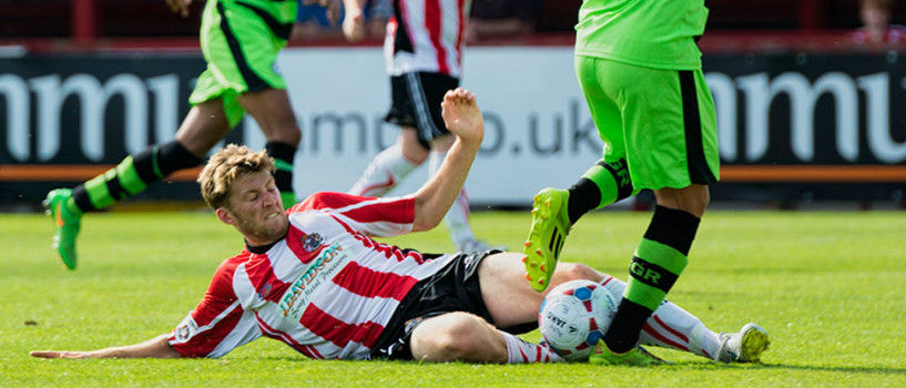 Sinnott Speaks: We're refreshed and ready to get one over Rovers