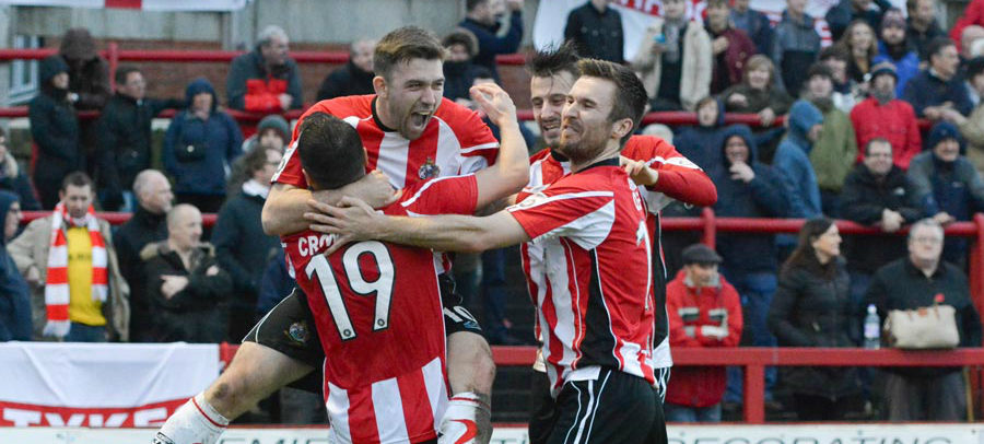 Sinnott Speaks: It's a massive weekend for Alty, but I'll be telling the lads to just get on with it