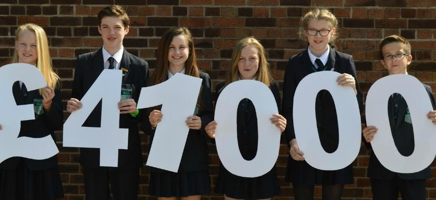 Timperley school to use annual walk to raise funds for children's cancer