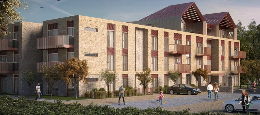 Work begins on 62-home development in Timperley after former Bayer complex is bulldozed
