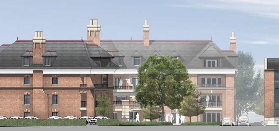 Plans approved for £7m Timperley scheme to include new library, community centre and apartments