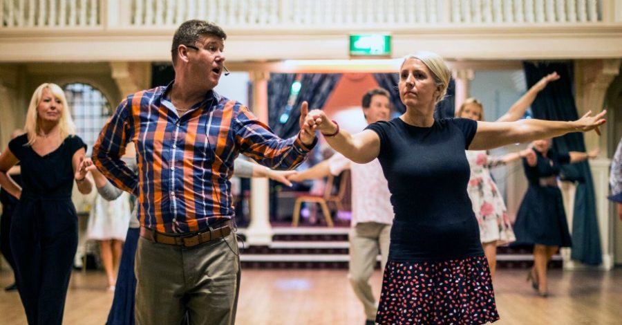 Waltz into the new year with a new term of beginners' dance classes at The Cinnamon Club