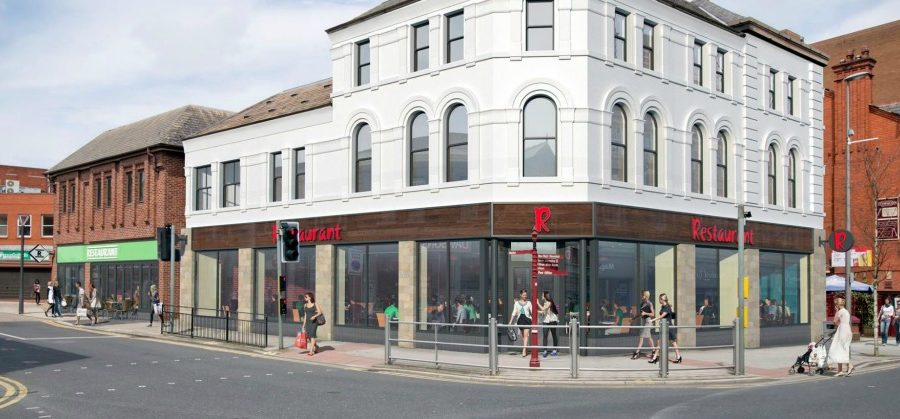 Is this image a further clue that Nando's is about to open an Altrincham restaurant?