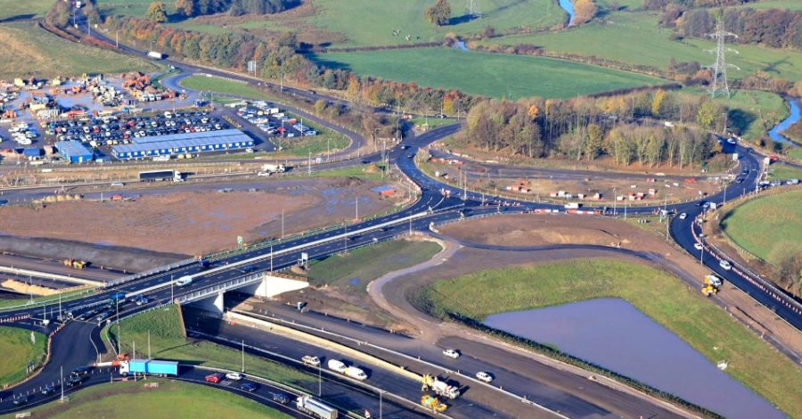 Long-closed M56 Bowdon junction to reopen this weekend
