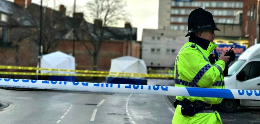 Two men charged with murder of 31-year-old man in Altrincham
