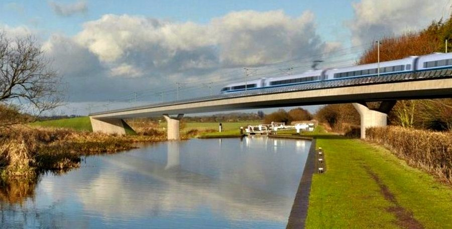 Altrincham event to provide more information about controversial HS2 plans