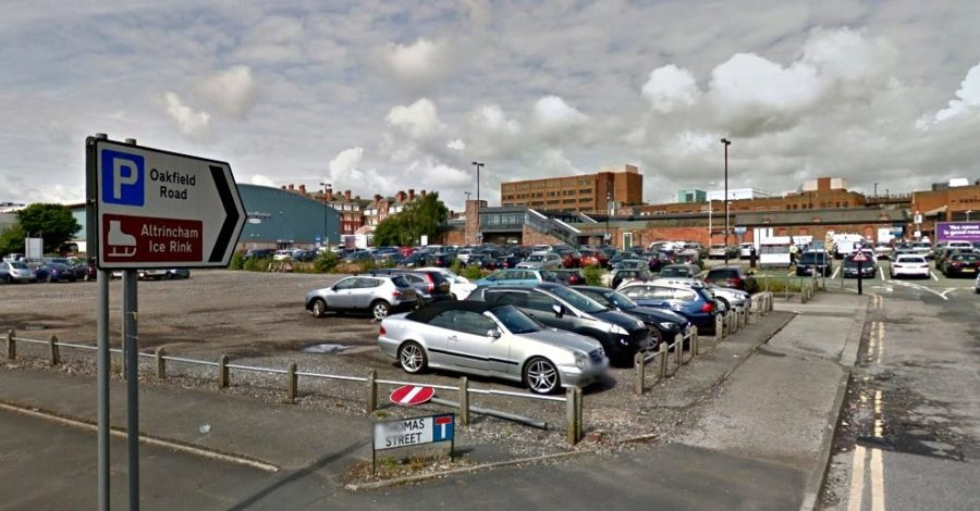 New website lets NHS and care workers find free parking spaces in Altrincham