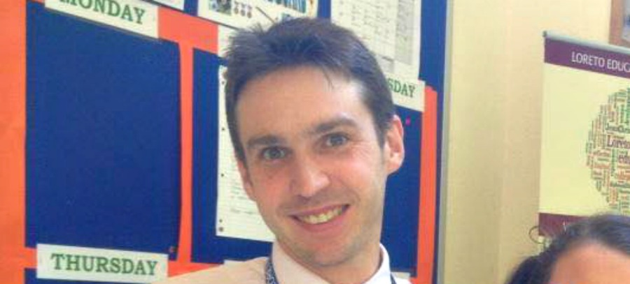 "Altrincham school mourns death of teacher described as ""truly an amazing man"""
