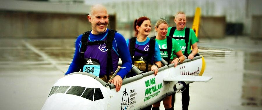 Altrincham air stewardess hoping to arrive on time with London Marathon charity run