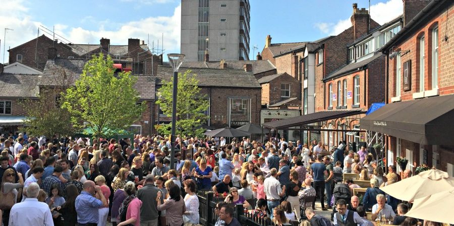 New volunteer initiative launched to support Altrincham community events