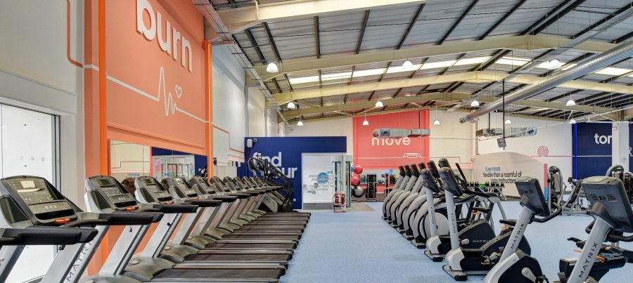 Win a year's FREE membership at The Gym Group in Altrincham