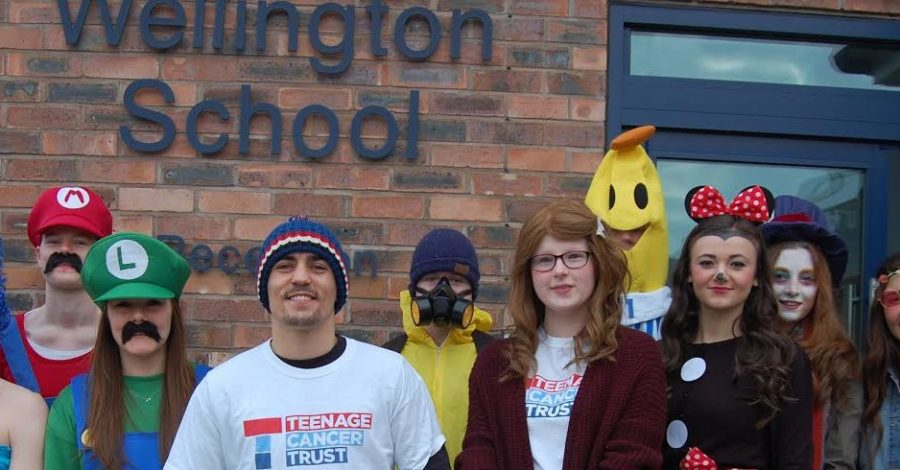 Wellington School is aiming to raise £80,000 in its 80th year – and wants the community's help