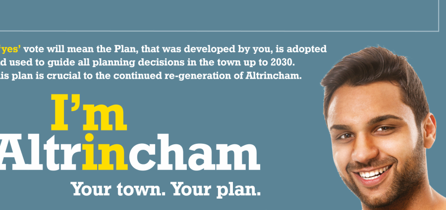Trafford Council must adopt influential Altrincham plan after residents and businesses vote YES in referenda