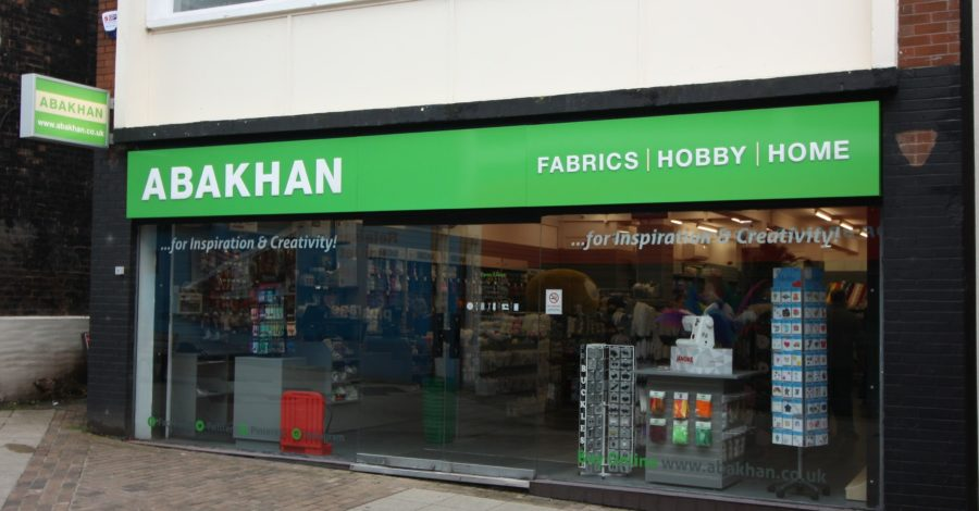 """Altrincham fabrics, hobby and home store Abakhan to host """"legendary"""" 20% off event"""