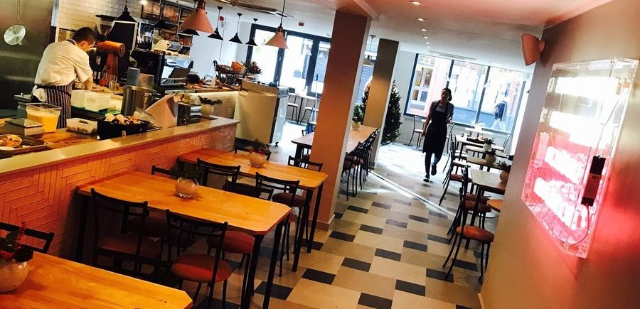 First Look: Blanchflower artisan bakery and restaurant, Shaw's Road, Altrincham