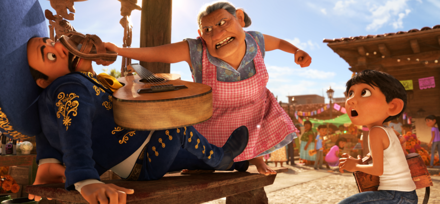Films of the Fortnight: Coco, Downsizing, Three Billboards Outside Ebbing, Missouri and more