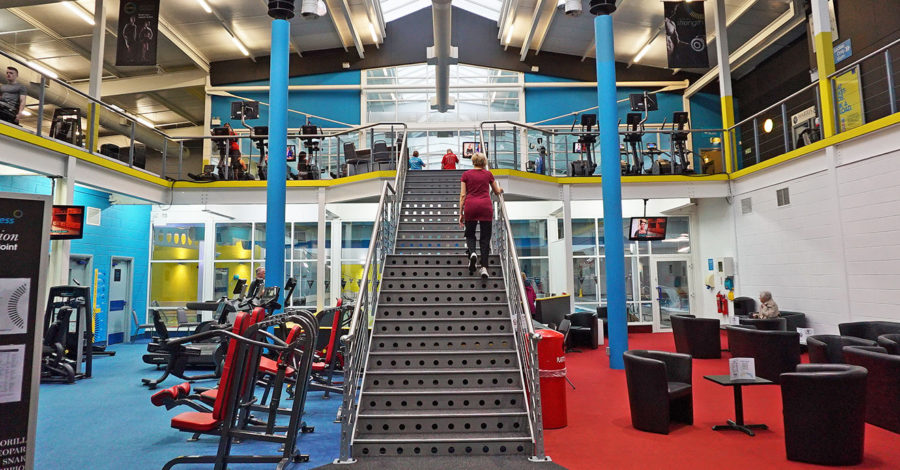 Here's how different Total Fitness Altrincham will be when it's allowed to reopen