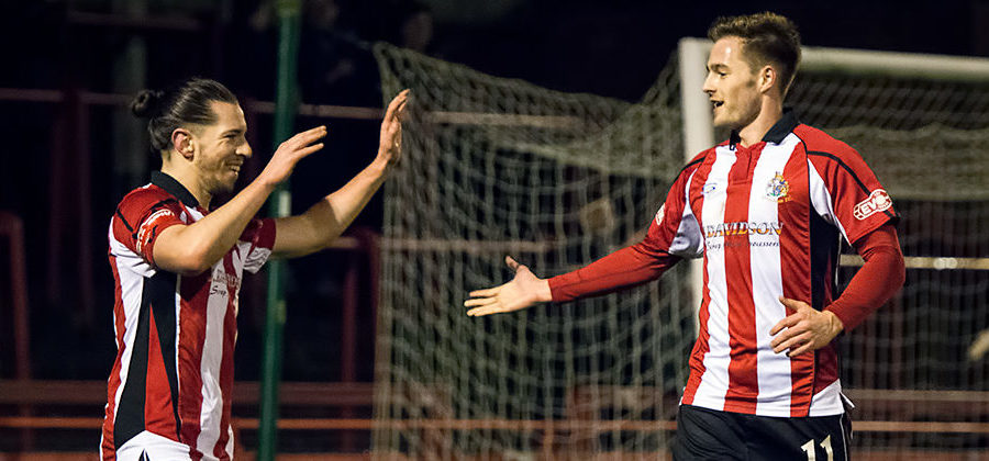 Altrincham FC repeat £5 offer as they dedicate Saturday's game to fight against homophobia