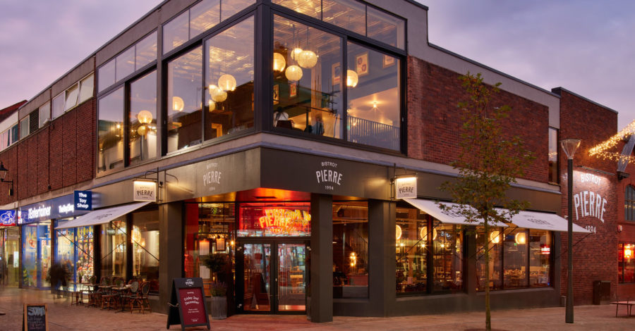 New general manager for Bistrot Pierre's Altrincham restaurant